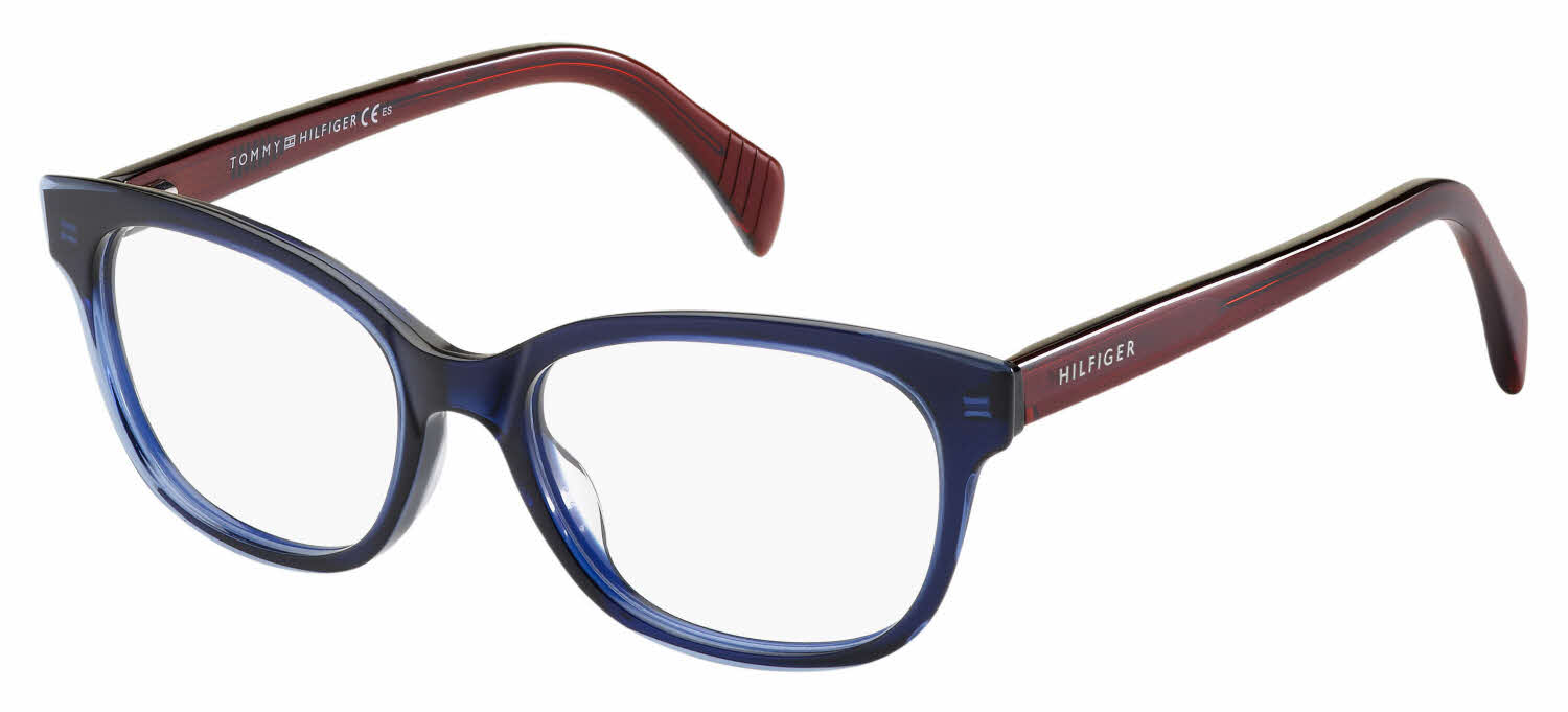 6405e53a11f90 Tommy Hilfiger Th 1439 Eyeglasses