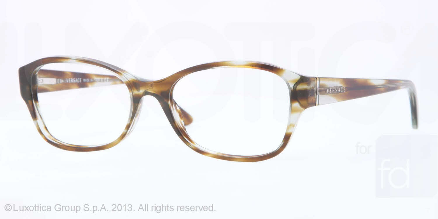 Glasses Frames Versace : Versace Glasses: Designer Frames & Premium Prescription Lenses