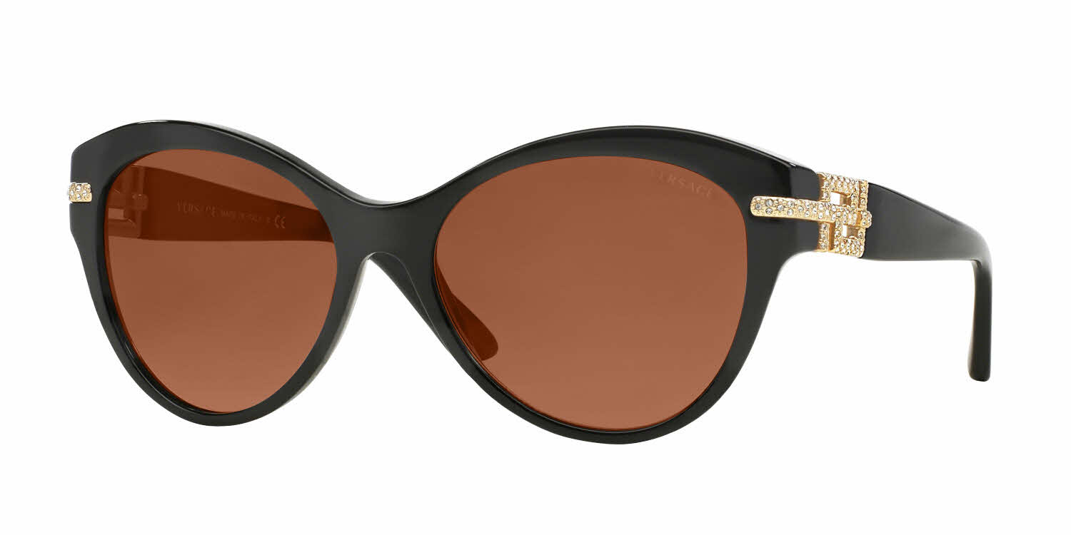Versace  VE4283BA - Alternate Fit Prescription Sunglasses