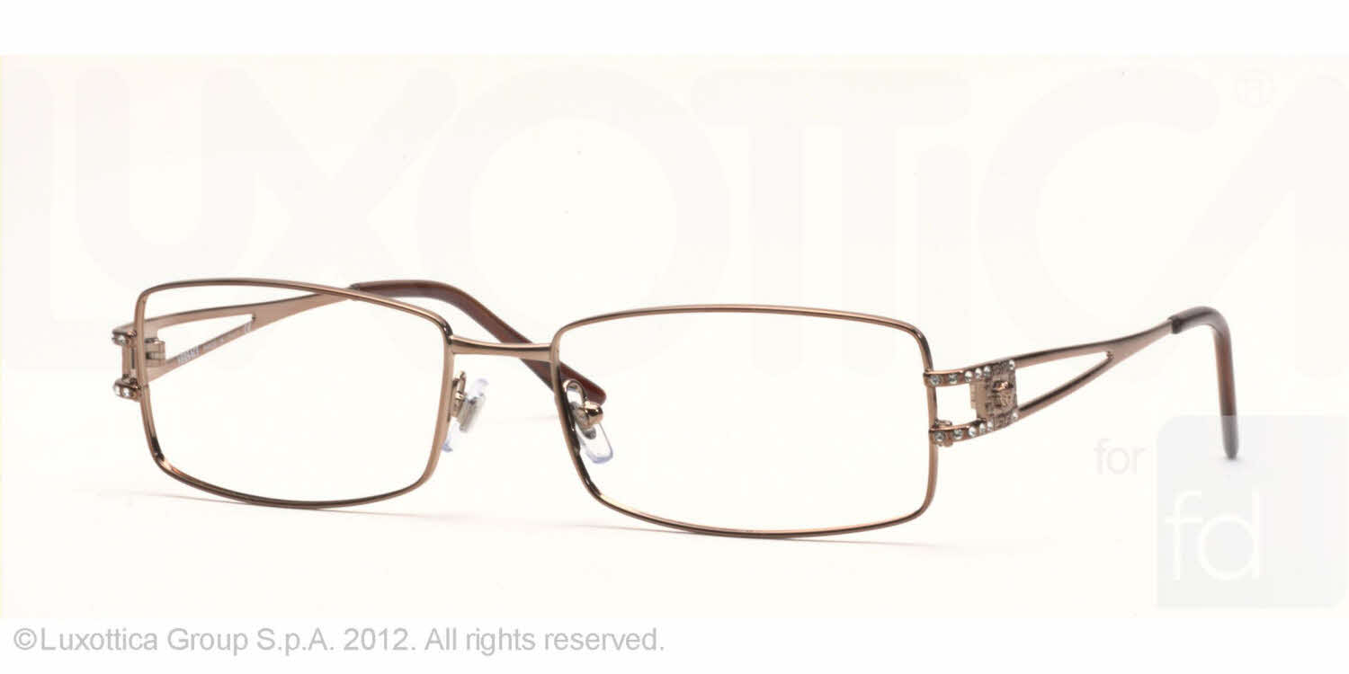 Eyeglass Frames By Versace : Versace VE1092B Eyeglasses Free Shipping