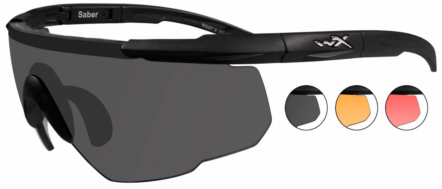 49cd30bc26 Wiley X Saber Advanced Sunglasses