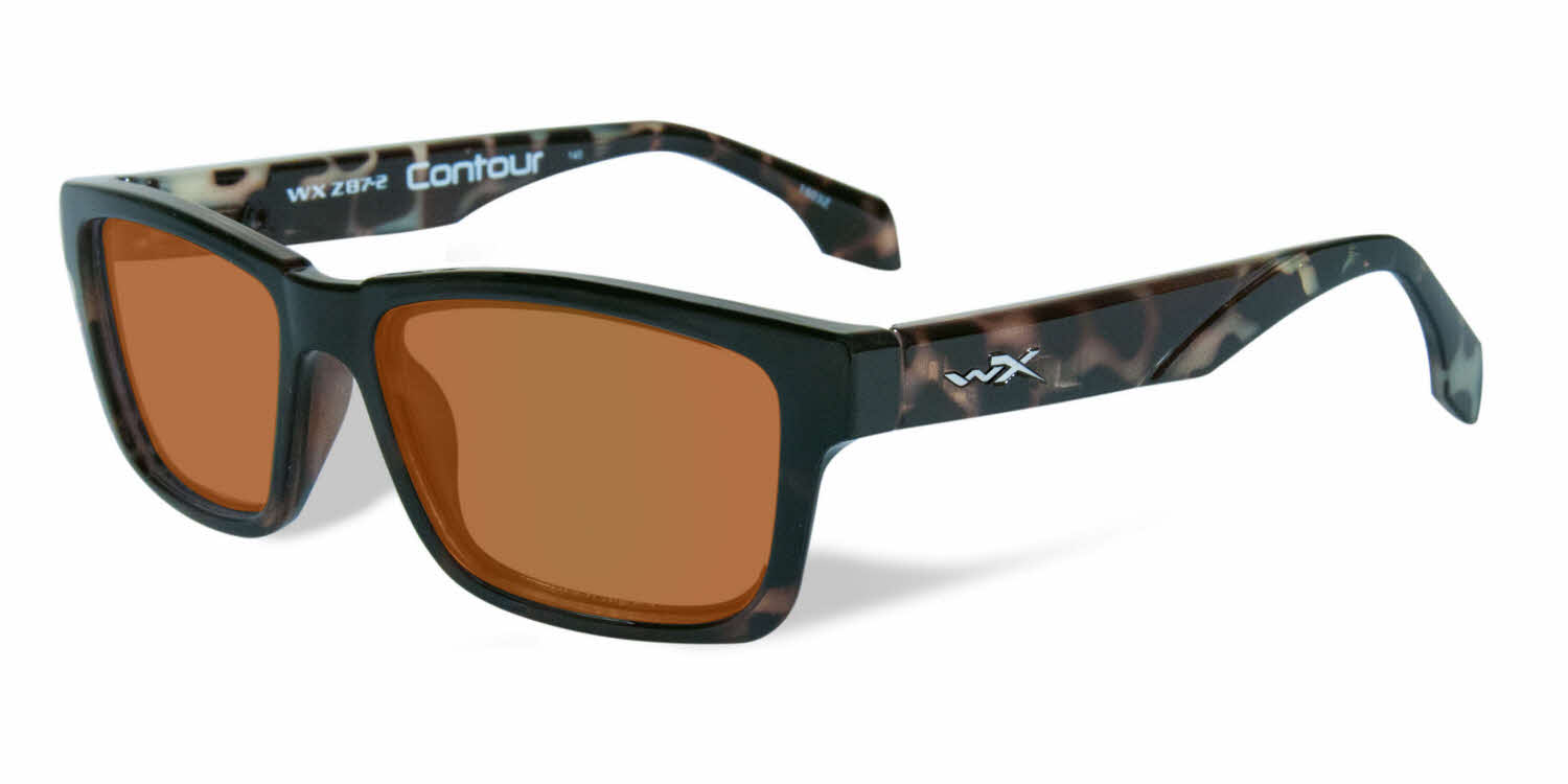 Wiley X WorkSight WX Contour Prescription Sunglasses