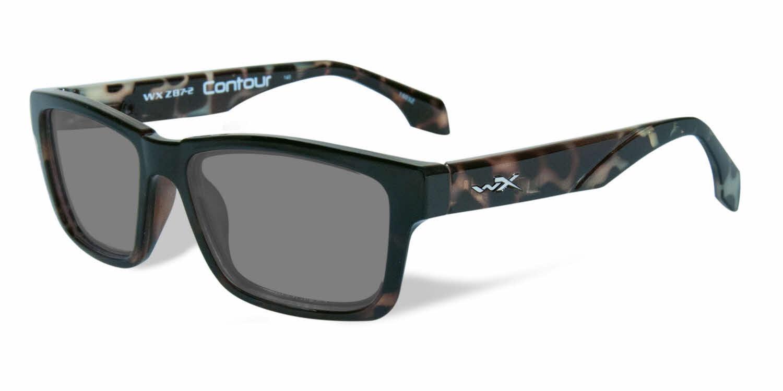 Wiley X WorkSight WX Contour Prescription Sunglasses