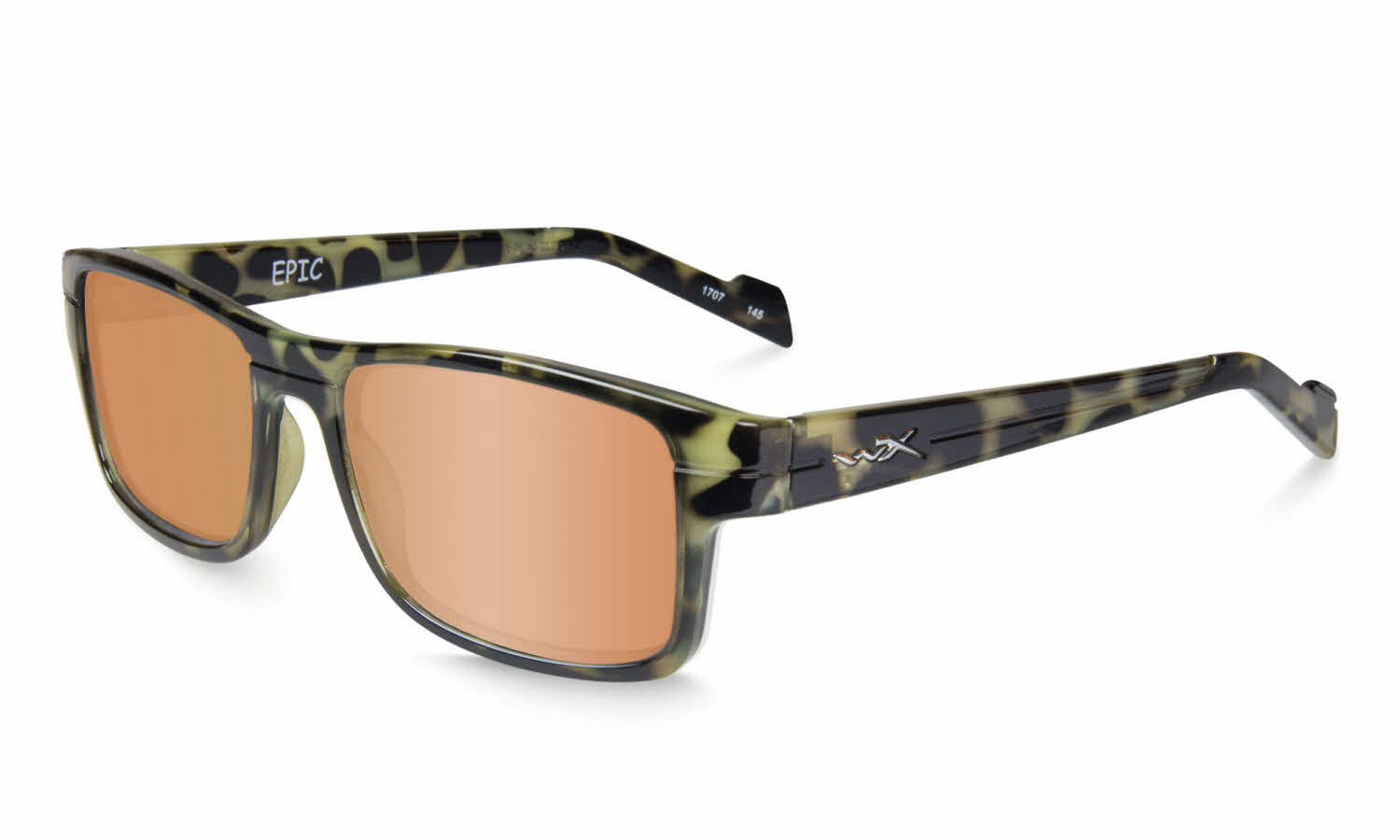 Wiley X WorkSight WX Epic Prescription Sunglasses