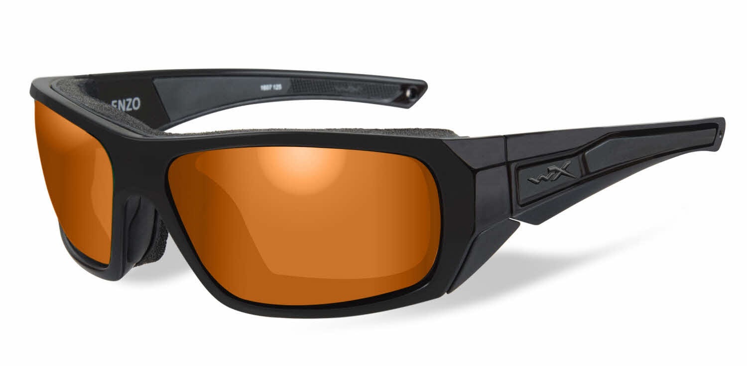 Wiley X Black Ops WX Enzo Prescription Sunglasses