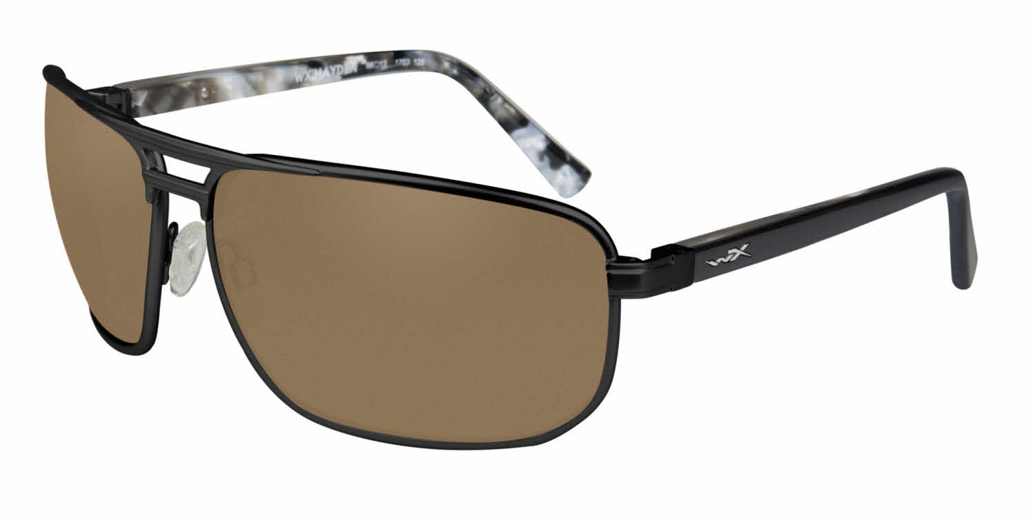 Wiley X WX Hayden Prescription Sunglasses