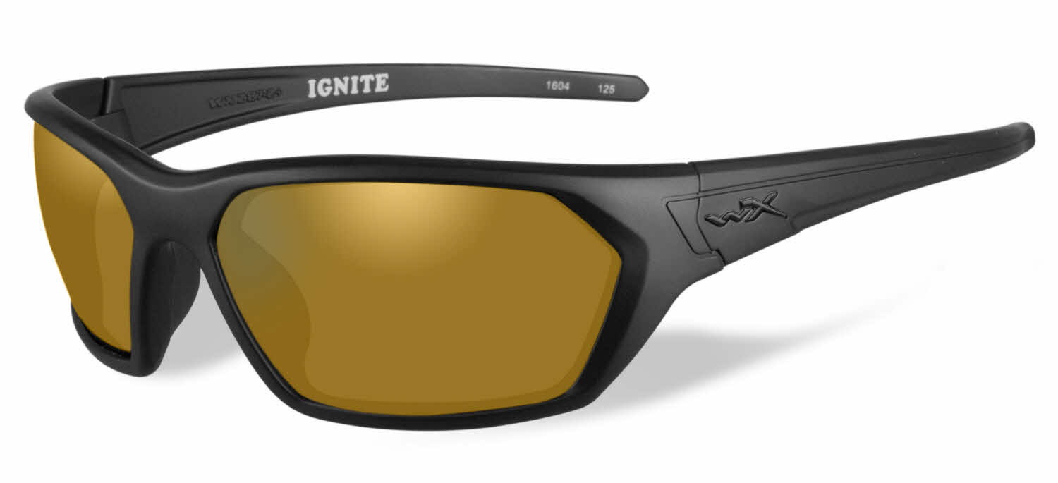 Wiley X Black Ops WX Ignite Prescription Sunglasses