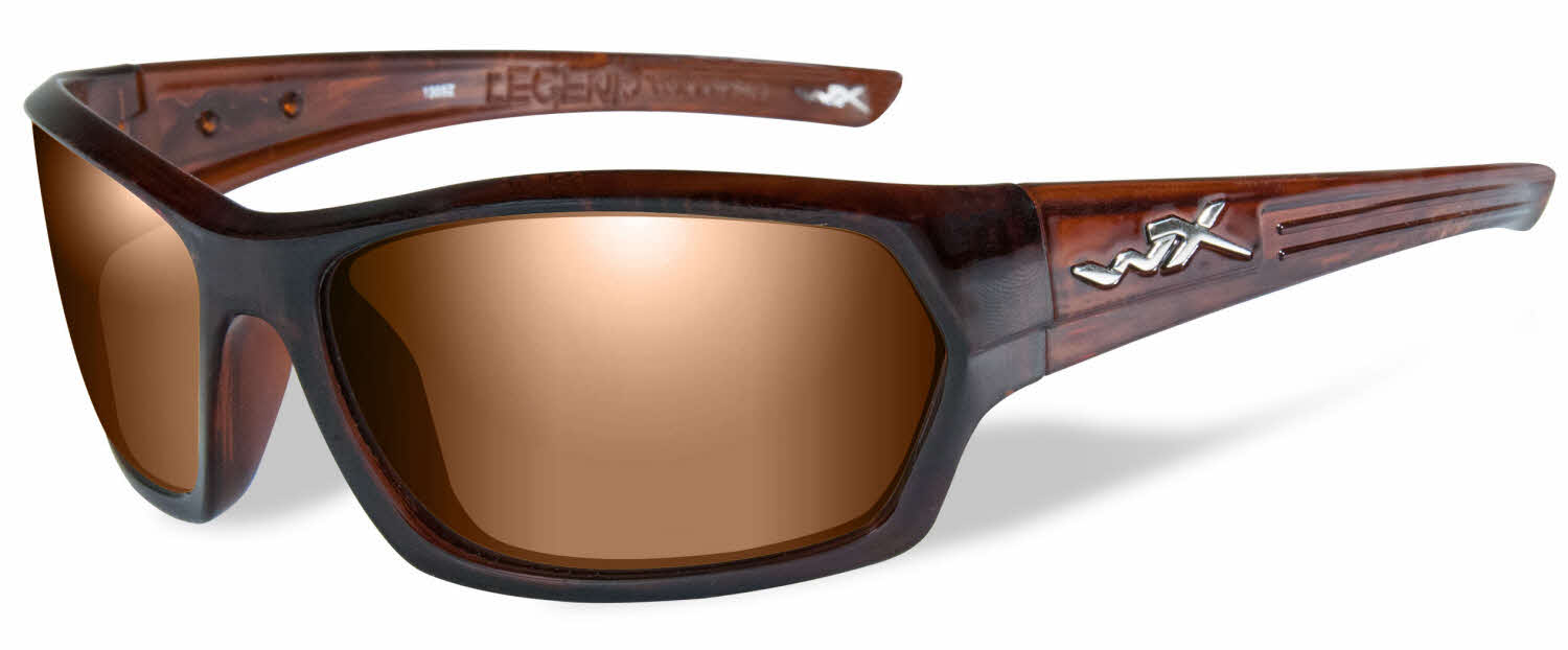 Wiley X WX Legend Prescription Sunglasses