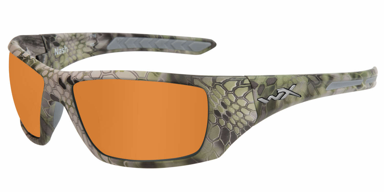 Wiley X WX Nash Kryptek Prescription Sunglasses