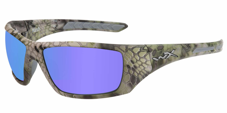 Wiley X WX Nash Kryptek Prescription Sunglasses