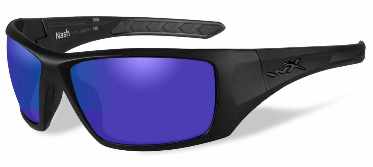 Wiley X Black Ops WX Nash Prescription Sunglasses