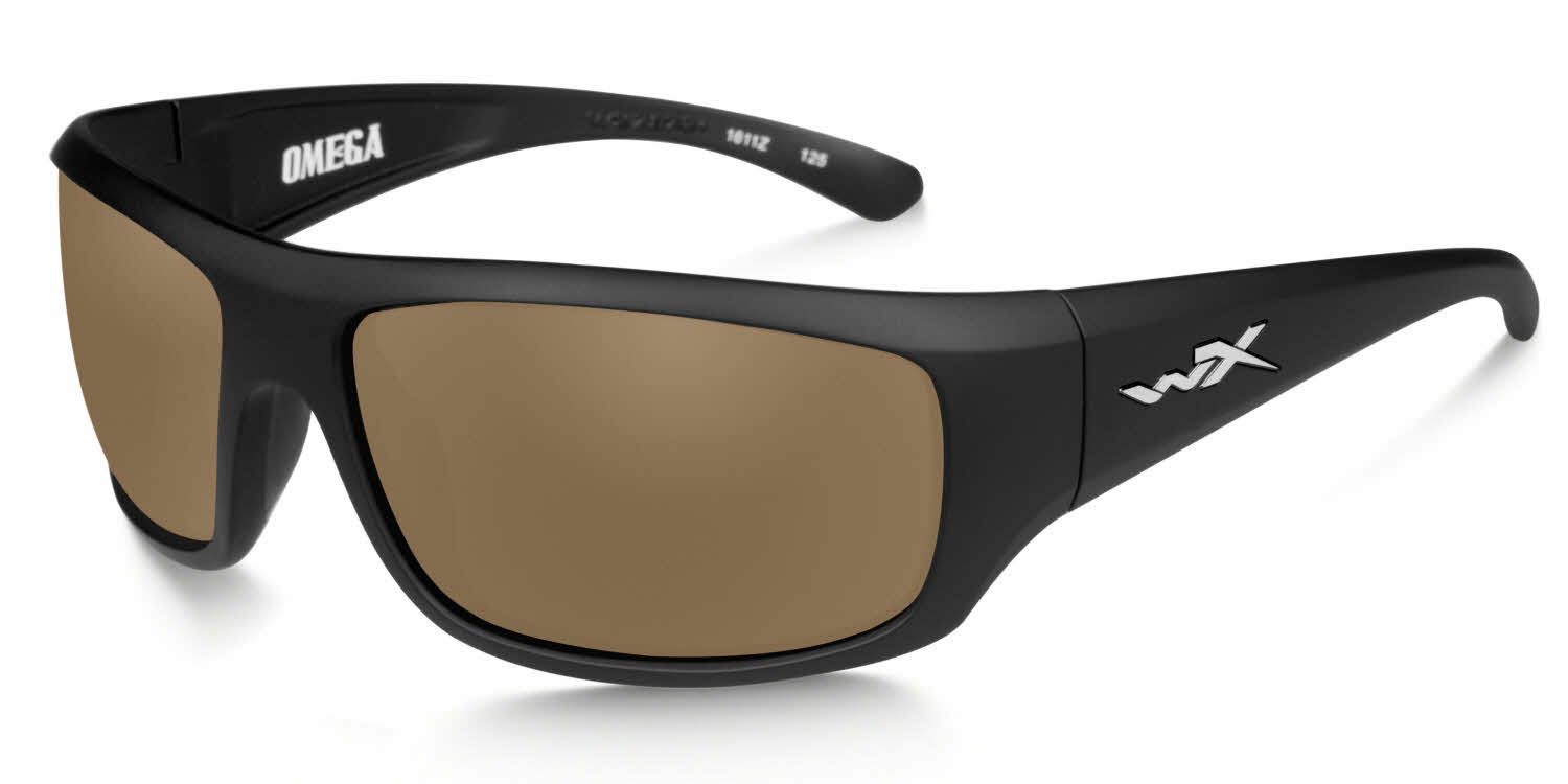 Wiley X WX Omega Prescription Sunglasses