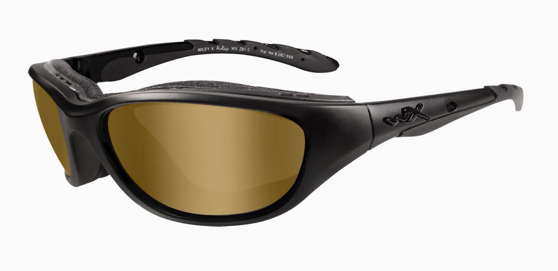 Wiley X Black Ops Airrage Prescription Sunglasses