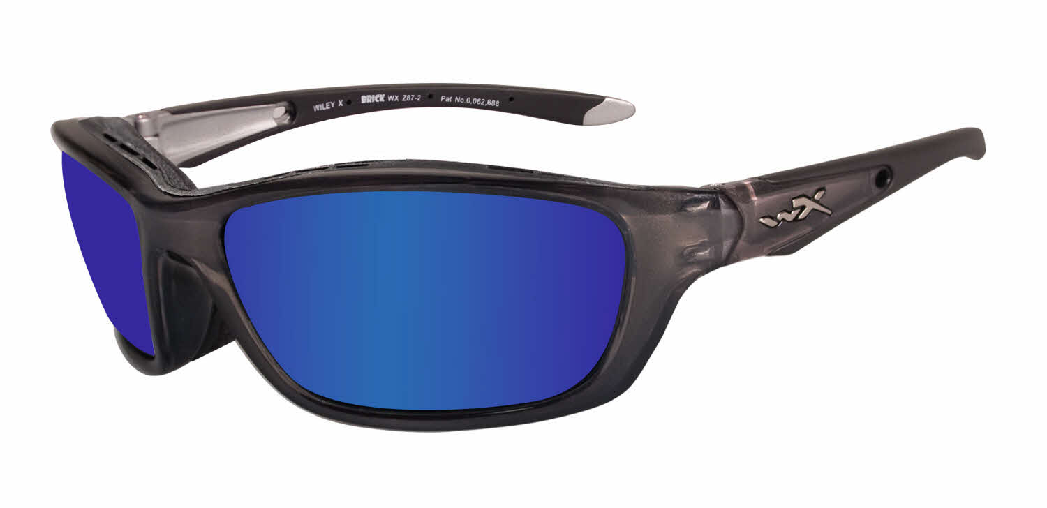 1b9caa5bb2 Wiley X Brick Prescription Sunglasses