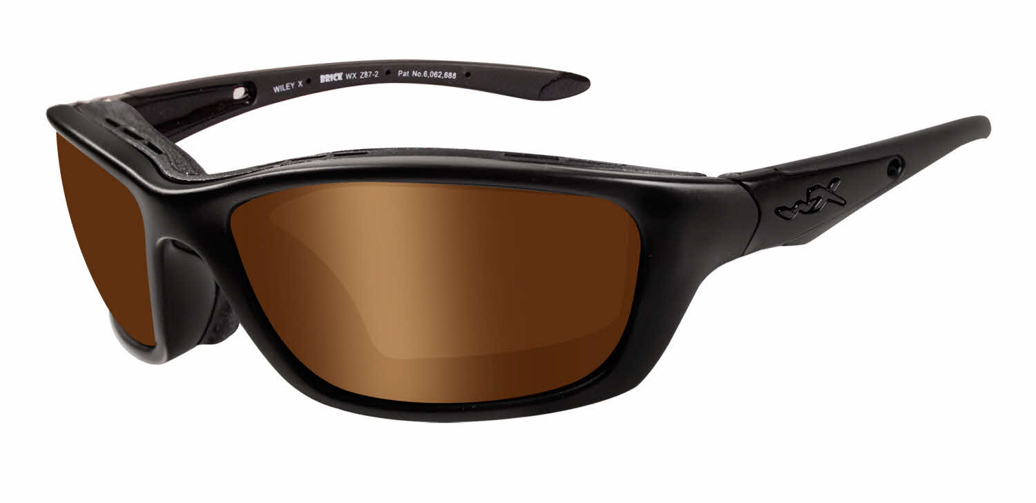 Wiley X Black Ops Brick Prescription Sunglasses