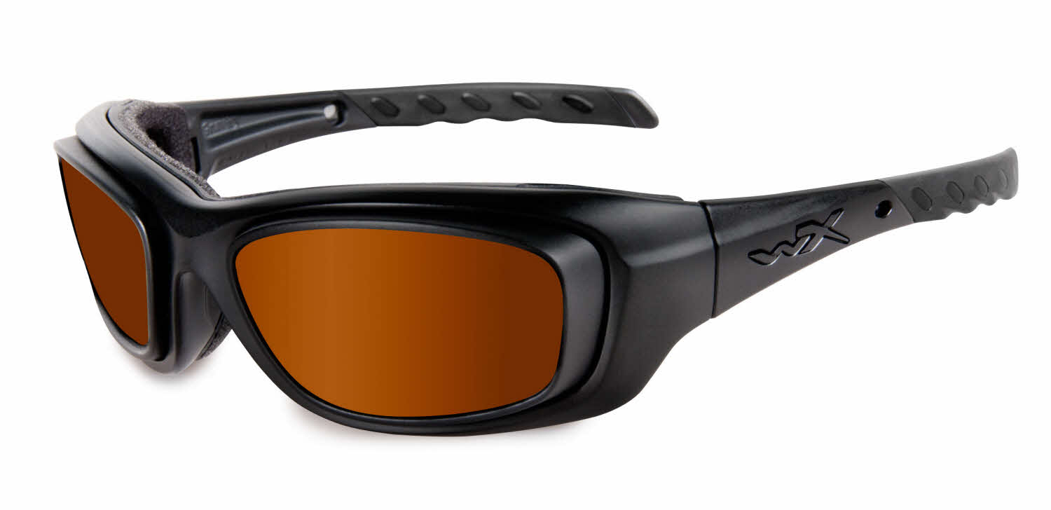 b6c227a031 Wiley X WX Gravity Rim Prescription Sunglasses