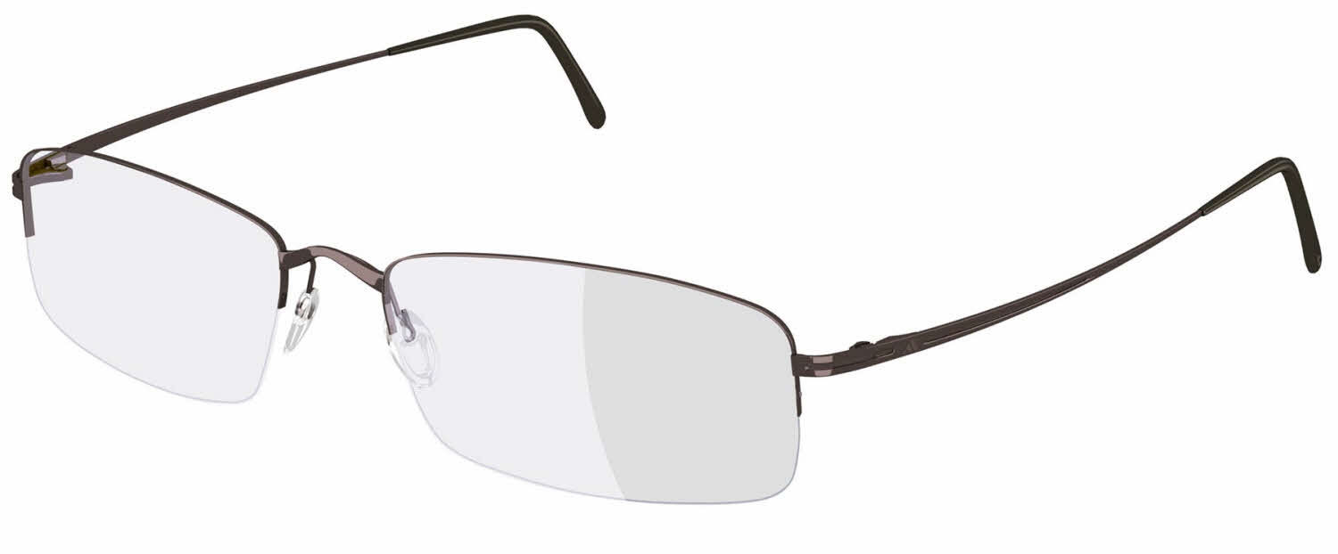 Adidas Eyeglass Frames Philippines : Adidas AF36 Shapelite Nylor Performance Steel Eyeglasses