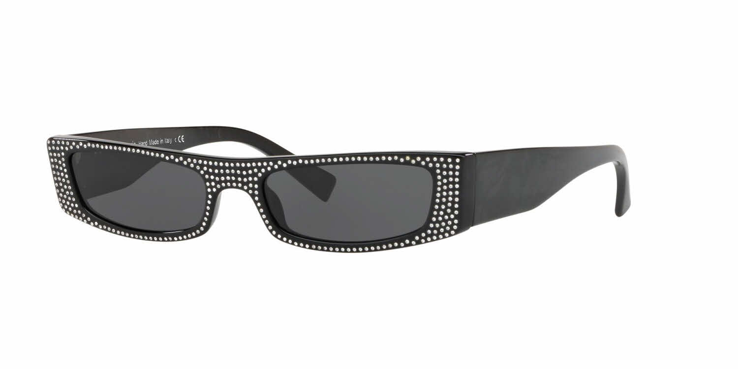 Alain Mikli A05039B - Edwidge Jeweled Sunglasses