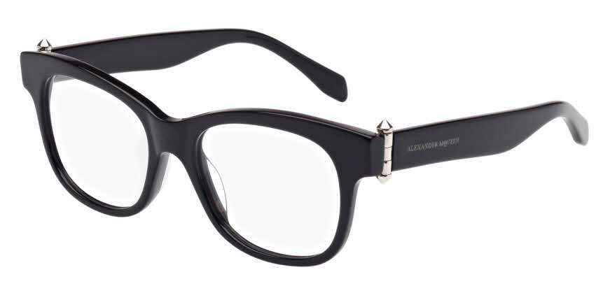 Alexander McQueen AM0005OA - Alternate Fit Eyeglasses