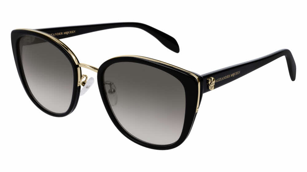 Alexander McQueen AM0186SK - Alternate Fit Sunglasses