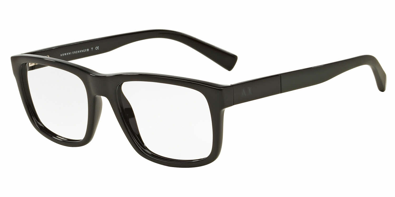 Armani Glasses Frames Eyewear : Armani Exchange AX3025 Eyeglasses Free Shipping
