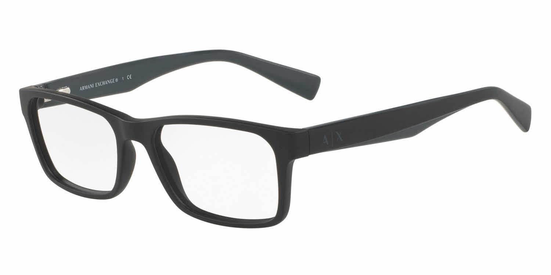7ed021e005a Armani Exchange AX3038F - Alternate Fit Eyeglasses