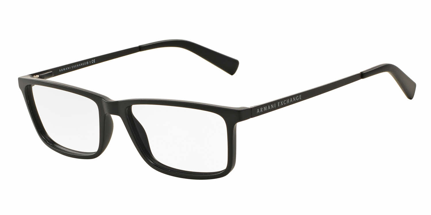 Armani Exchange AX3027F - Alternate Fit Eyeglasses