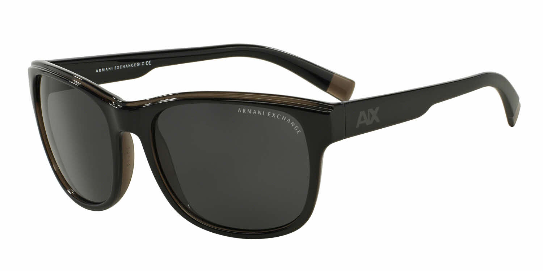 Armani Exchange AX4036F - Alternate Fit Sunglasses