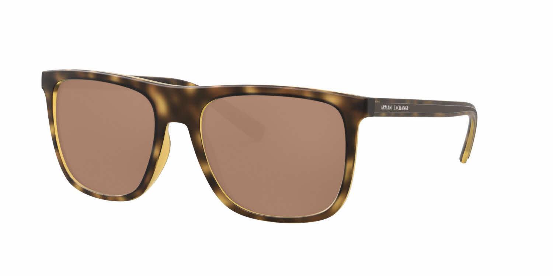 Armani Exchange AX4102SF - Alternate Fit Prescription Sunglasses