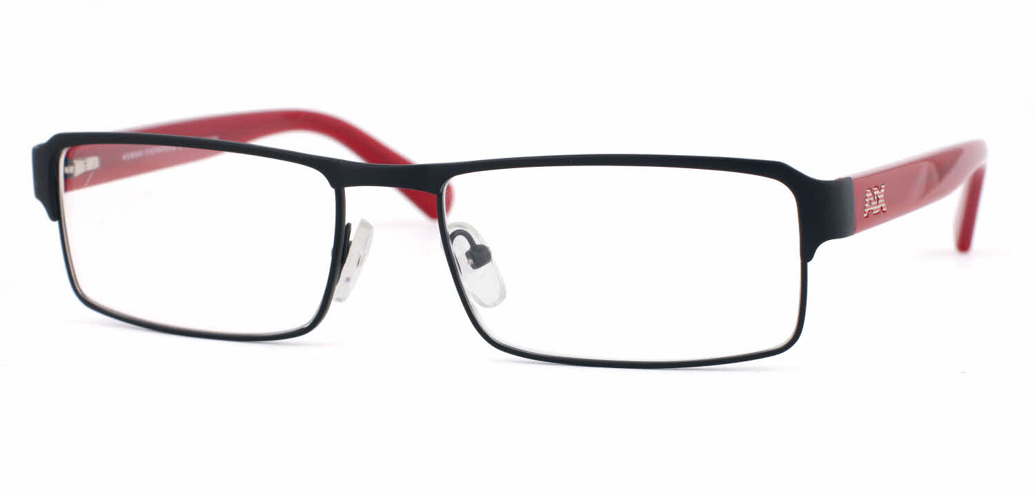 Armani Glasses Frames Eyewear : Armani Exchange AX1002 Eyeglasses Free Shipping