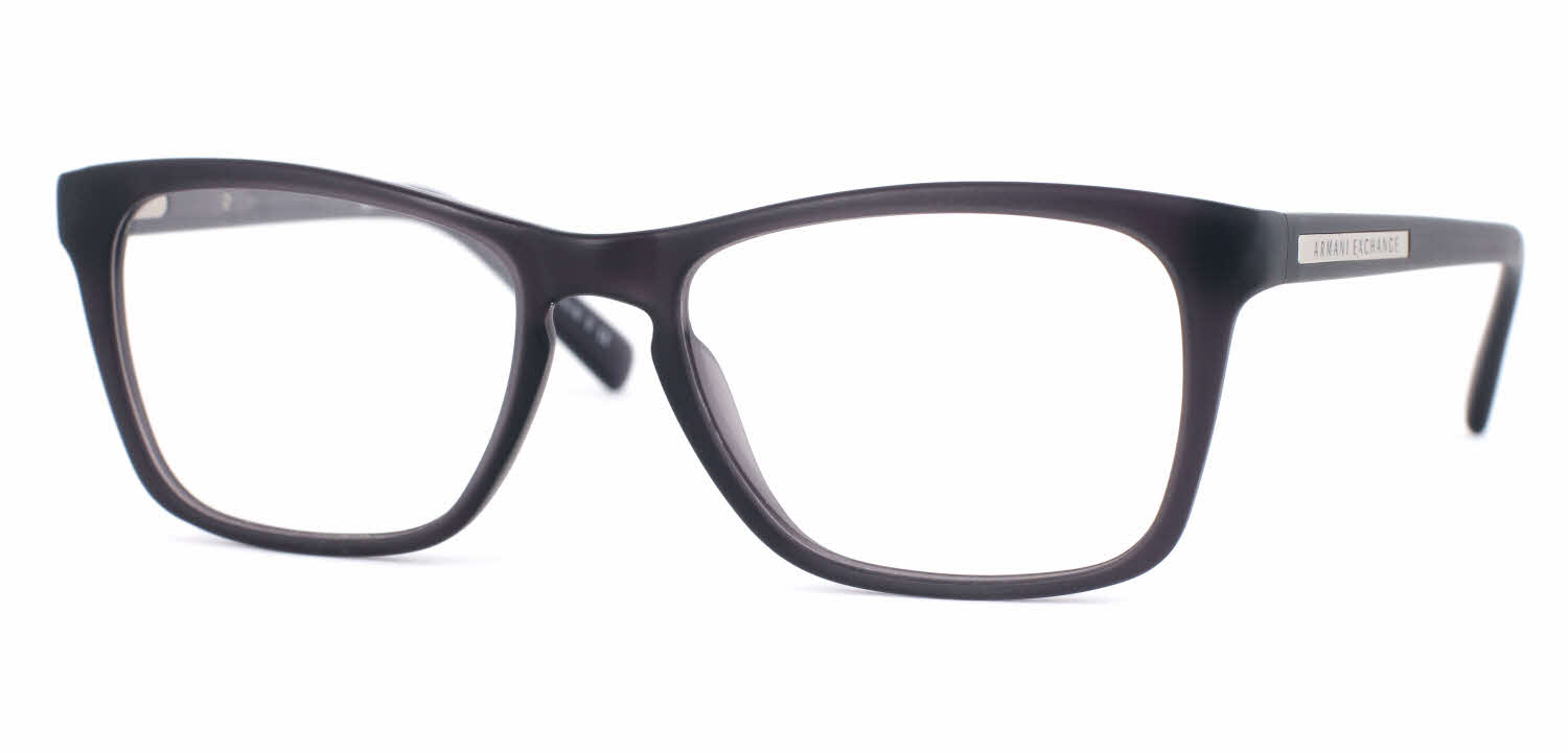 Armani Glasses Frames Eyewear : Armani Exchange AX3012 Eyeglasses Free Shipping