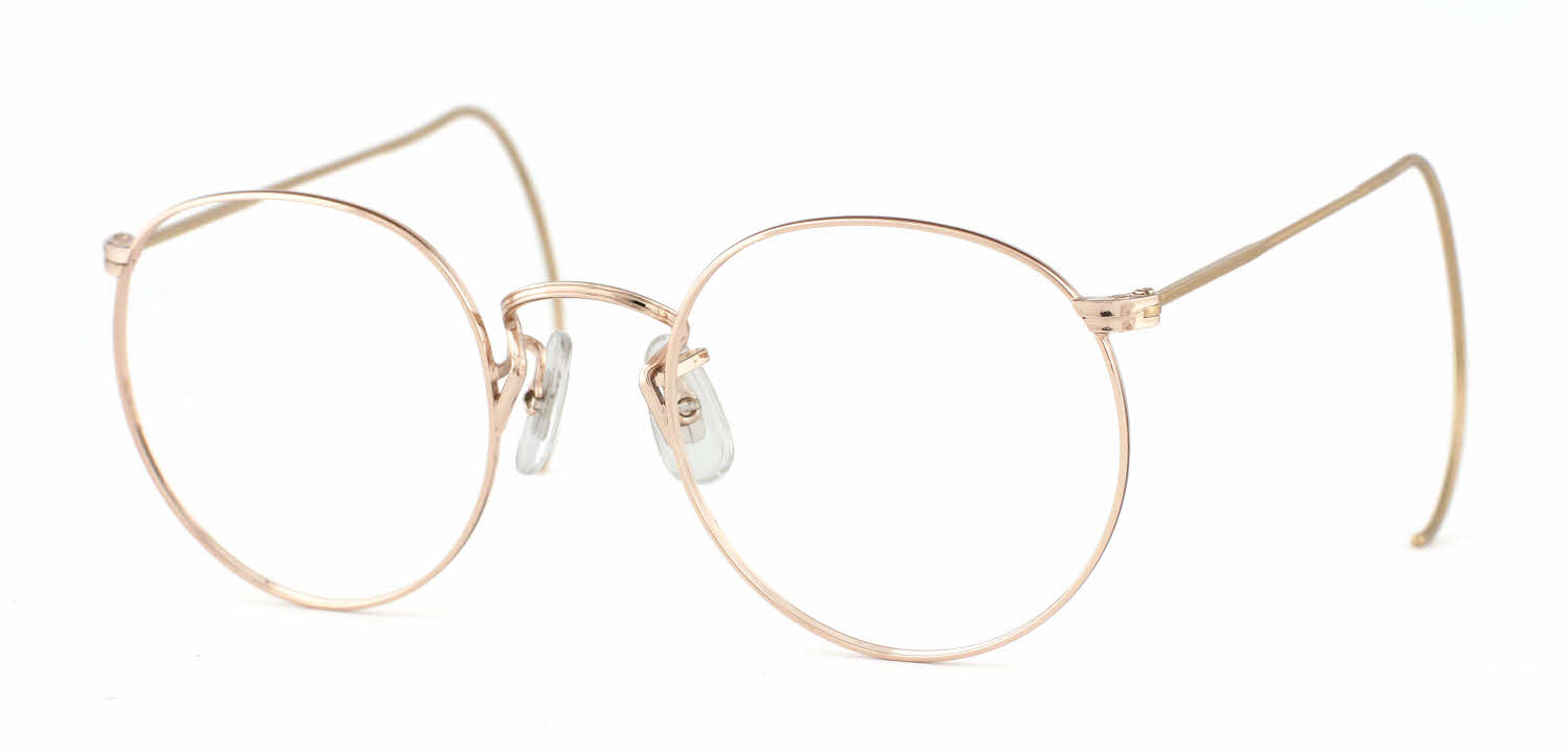 Glasses Frames With Cable Temples : Art Craft Art-Bilt 100A-ST Ful-Vue Cable Temples Eyeglasses