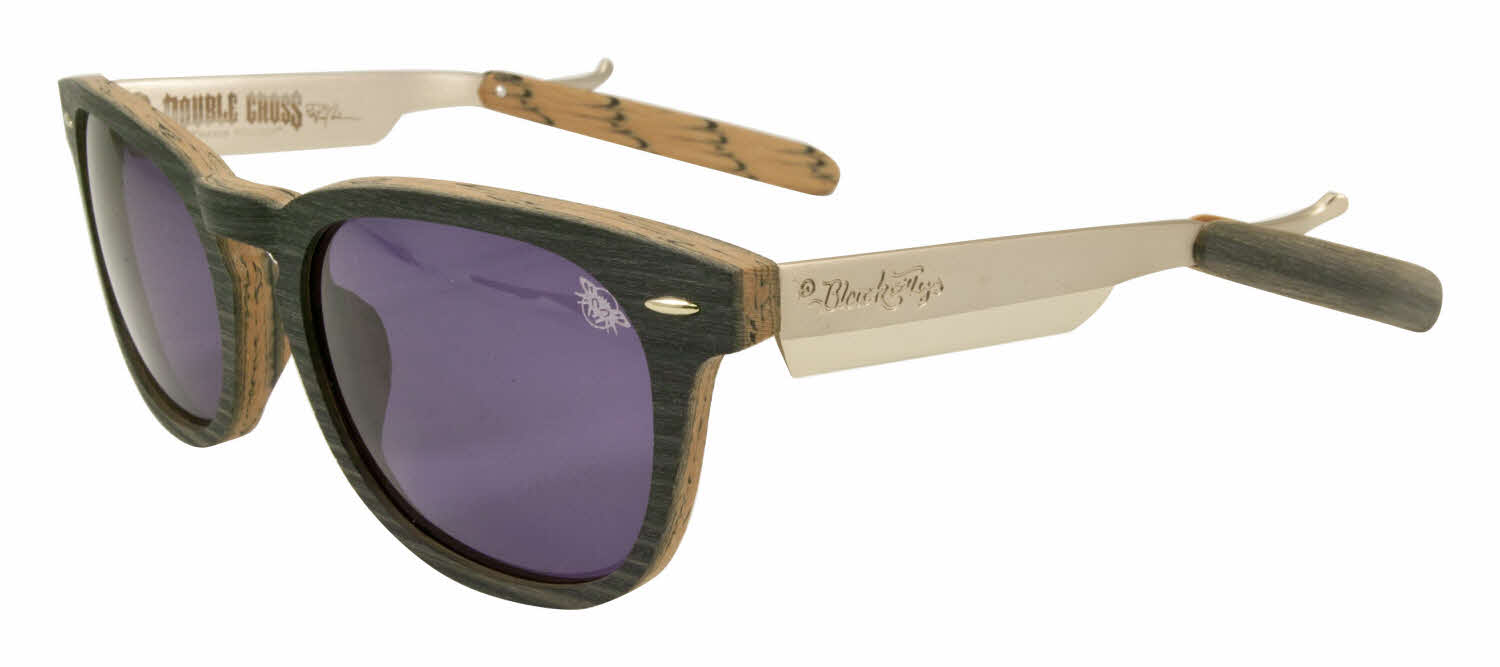 Black Flys Fly Razor Travis Walker Collaboration Sunglasses