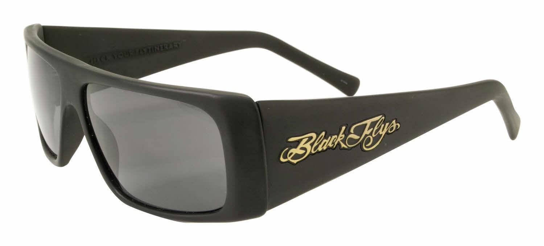 fa6e03ea4f Black Flys Fly Straight Sunglasses