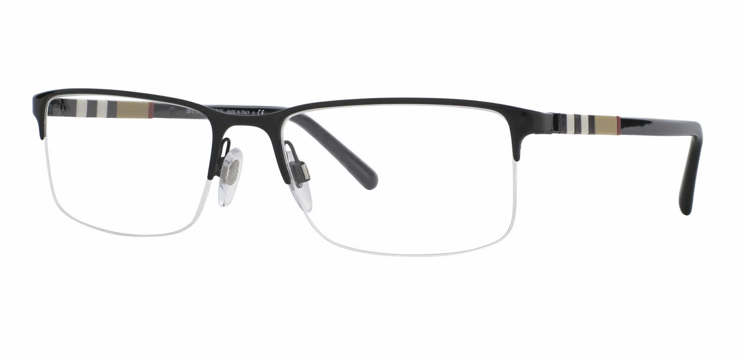 Burberry Rimless Glasses : Burberry BE1282 Eyeglasses Free Shipping