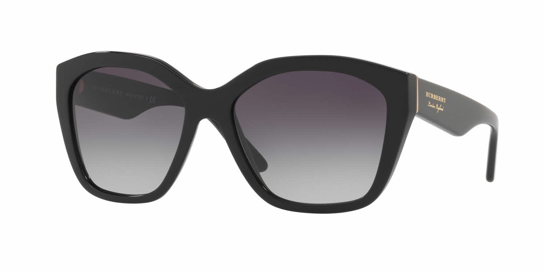 6add8c96fe2 Burberry BE4261F - Alternate Fit Sunglasses