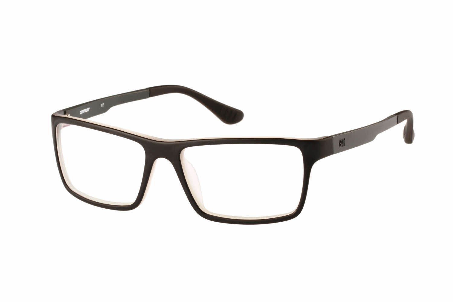 Caterpillar (large size) CTO J02 Eyeglasses Free Shipping