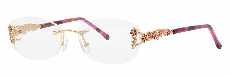 Caviar 4873 - Austrian Crystal Eyeglasses