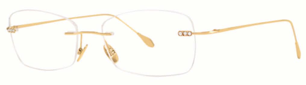 Caviar 7003 - 24 Karat Gold Plated Eyeglasses