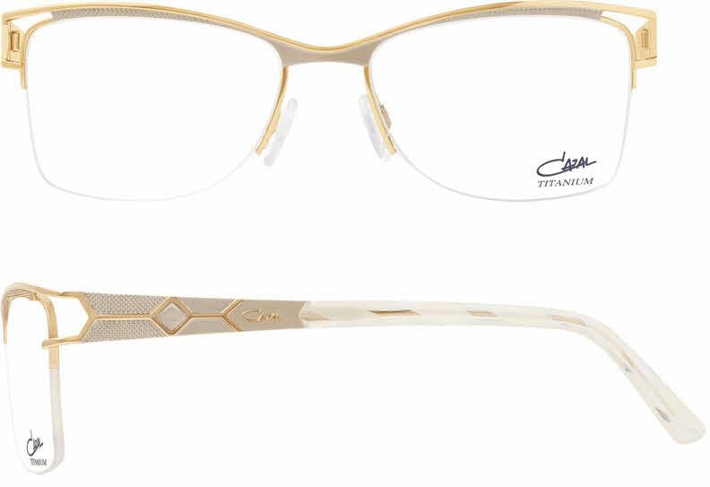 9296a8004a Cazal 1234 Eyeglasses
