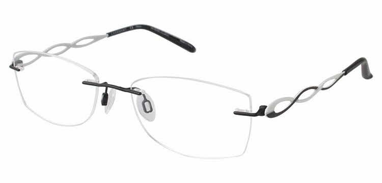 Charmant Titanium TI 10967 Eyeglasses