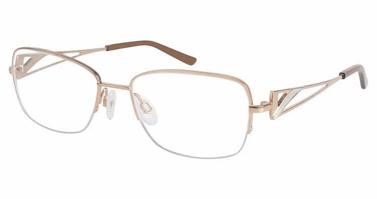 Charmant Titanium TI 12133 Eyeglasses