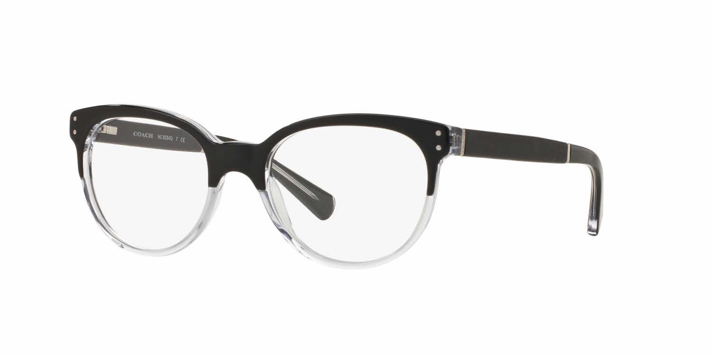 Glasses Frames Fitting : Coach HC6084QF - Alternate Fit Eyeglasses Free Shipping