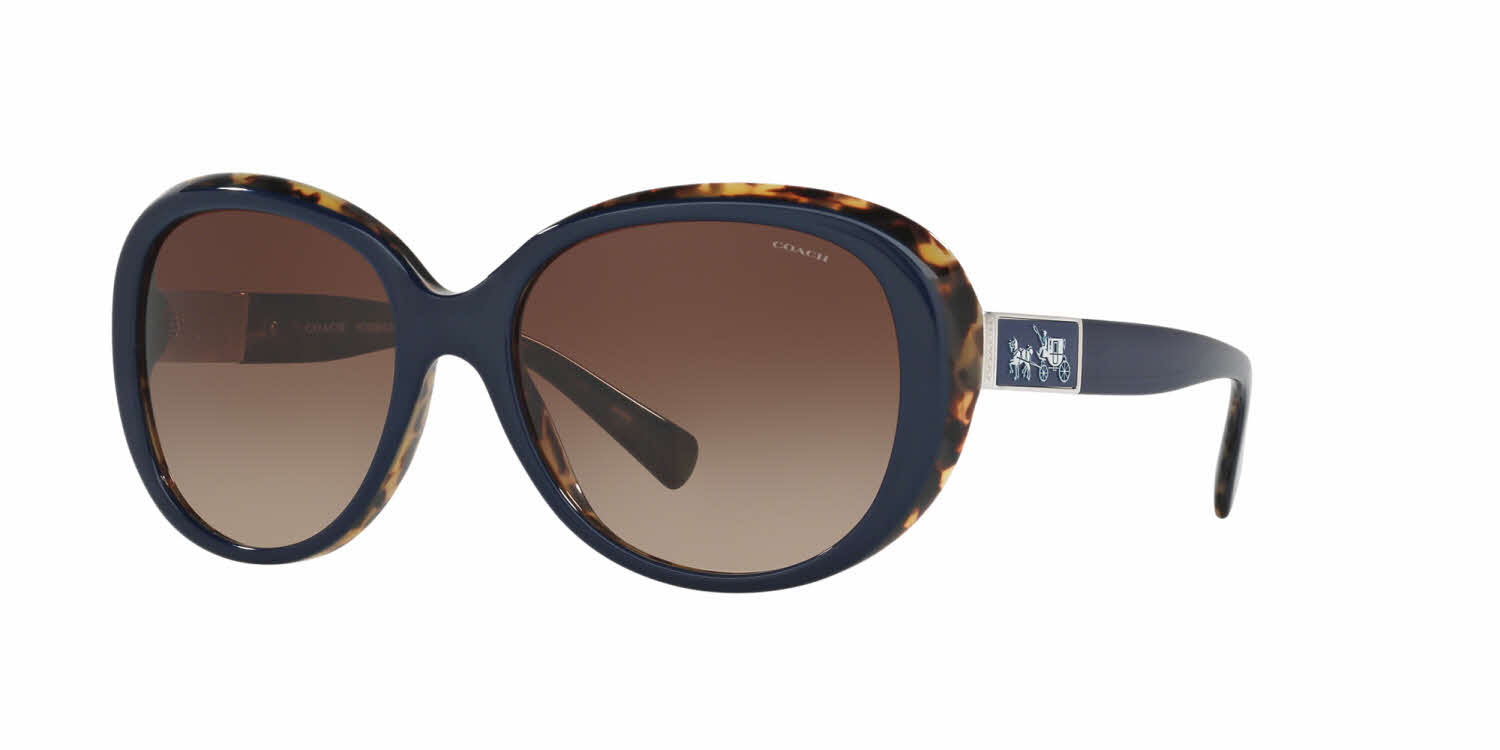 Coach HC8120F Sunglasses