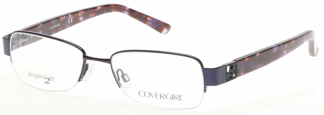 Glasses Frame Covers : Cover Girl CG0440 Eyeglasses Free Shipping