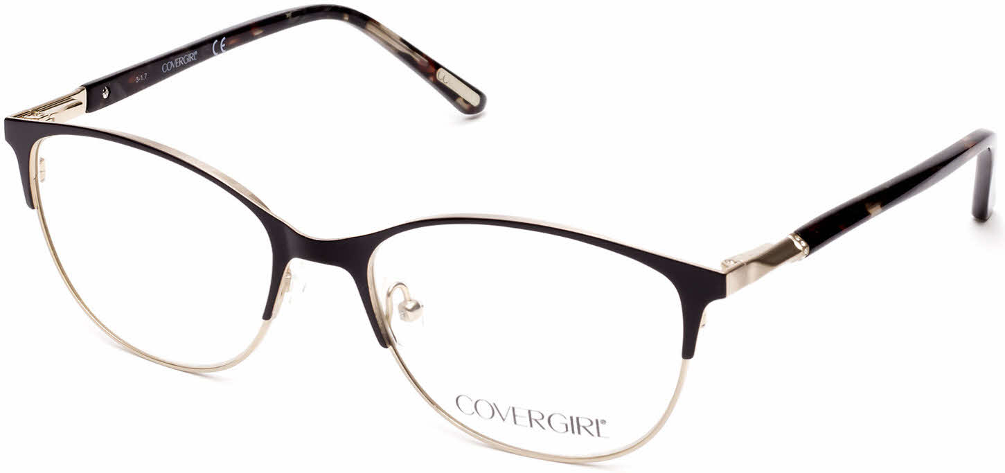 f3abb840425a Cover Girl CG0540 Eyeglasses | Free Shipping