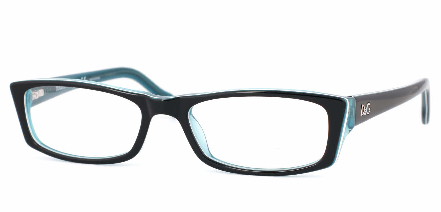 dolce gabbana dd1212 and coloured eyeglasses
