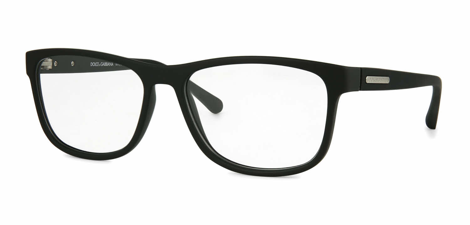 Dolce & Gabbana DG5003 - Over Molded Rubber Eyeglasses