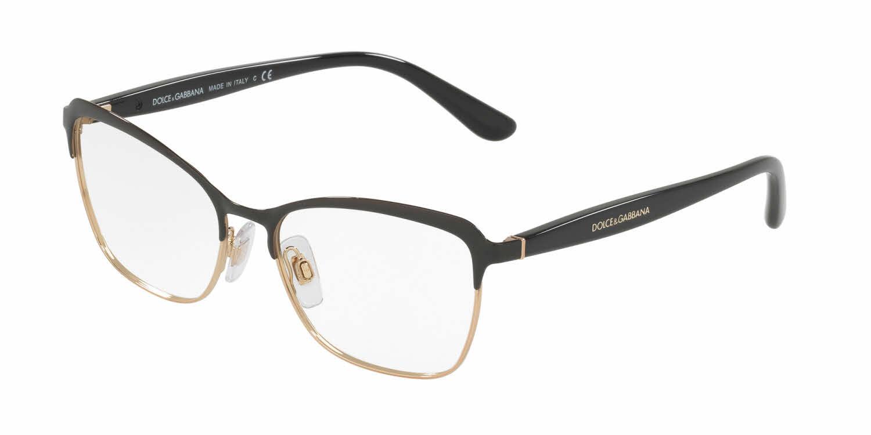 Dolce & Gabbana DG1286 Eyeglasses | Free Shipping
