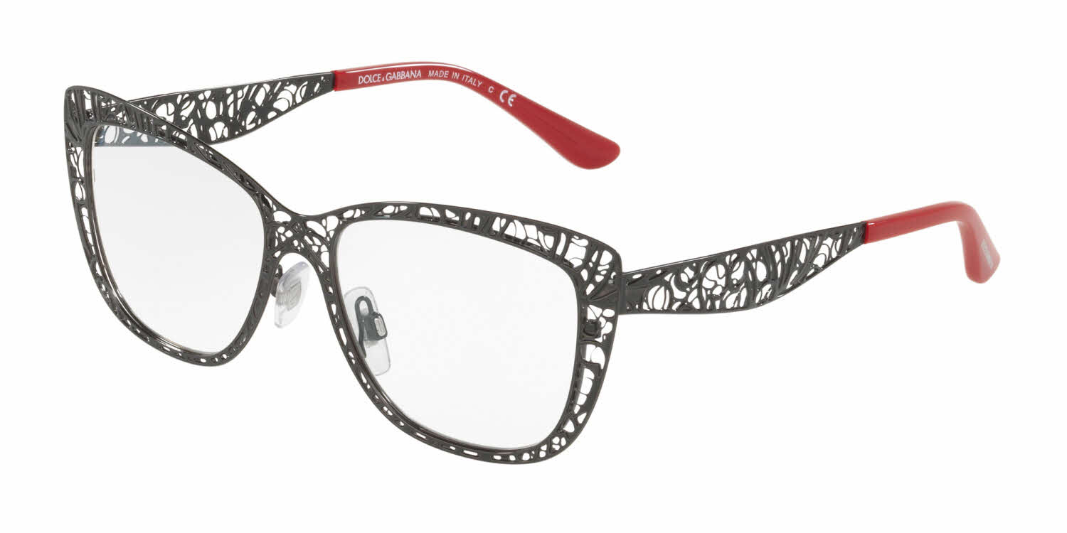 dolce gabbana dg1287 eyeglasses free shipping. Black Bedroom Furniture Sets. Home Design Ideas